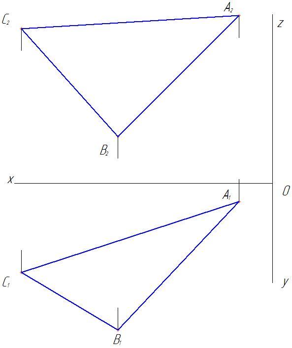 Как построить пирамиду геометрия